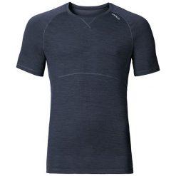 Odlo Koszulka s/s crew neck REVOLUTION LIGHT rozmiar L grafitowa. Szare koszulki sportowe męskie marki Odlo, l. Za 219,95 zł.