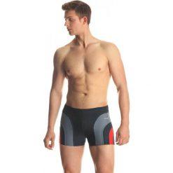 Kąpielówki męskie: Aqua-Speed SPODENKI PŁYW. SASHA roz.M.kol. 336 szary/jasnoszary/czerwony - (44200)