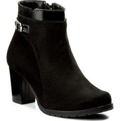 Botki SERGIO BARDI - Koleta FW127253417PL  999. Czarne buty zimowe damskie Sergio Bardi, z lakierowanej skóry, na obcasie. Za 289,00 zł.