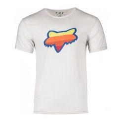 T-shirty męskie: FOX T-Shirt Męski Draftr Head Ss Tech L Szary