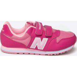 Buty sportowe dziewczęce: New Balance – Buty dziecięce