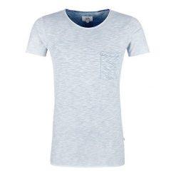 Q/S Designed By T-Shirt Męski Xxl Jasnoniebieski. Szare t-shirty męskie marki Q/S designed by, m, z okrągłym kołnierzem. W wyprzedaży za 99,00 zł.