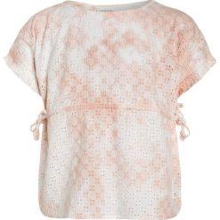 Carrement Beau Bluzka bunt. Białe bluzki dziewczęce Carrement Beau, z bawełny. Za 219,00 zł.