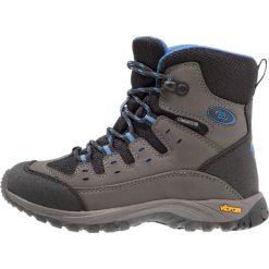 Buty zimowe chłopięce: Brütting SALADO Śniegowce grau/schwarz/blau
