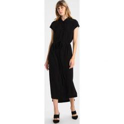 Sukienki hiszpanki: Amorph Berlin LONG Sukienka koszulowa black