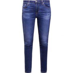 Boyfriendy damskie: AG Jeans ANKLE Jeans Skinny Fit blue