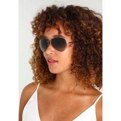 RayBan Okulary przeciwsłoneczne silver gray. Szare okulary przeciwsłoneczne damskie lenonki marki Ray-Ban. Za 629,00 zł.