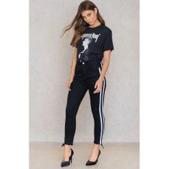 T-shirty damskie: Amplified T-shirt Profile – Black