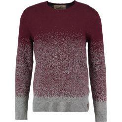 Swetry klasyczne męskie: Hollister Co. HOLIDAY PATTERN CREW Sweter burgundy