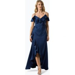 Sukienki: Marie Lund – Damska sukienka wieczorowa, niebieski