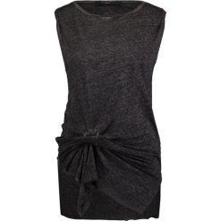 Topy damskie: AllSaints RIVI Top ash/black