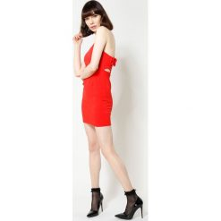 Czerwona Sukienka Perfectly Lonely. Czerwone sukienki marki other, na lato, uniwersalny. Za 39,99 zł.