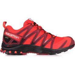 Buty sportowe męskie: Salomon Buty męskie XA Pro 3D GTX Fiery Red/Black/Red Dalhia r. 45 1/3 (393319)