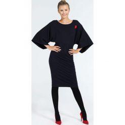 Sukienki: Sukienka - 30-87146 BLSC