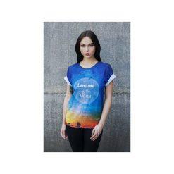 T-shirty męskie z nadrukiem: T-shirt Landing On The Moon