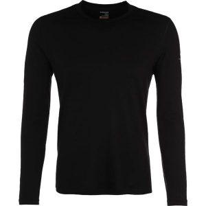 Bluzki sportowe damskie: Icebreaker OASIS Koszulka sportowa black