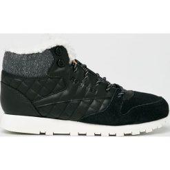 Reebok Classic - Buty Leather Arctic. Szare buty sportowe damskie reebok classic marki Reebok Classic, z materiału. Za 499,90 zł.