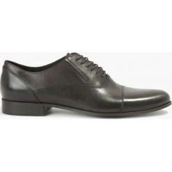 Półbuty brązowe Peppe. Brązowe buty wizytowe męskie Badura. Za 215,99 zł.