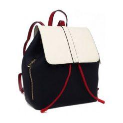Plecaki damskie: Bessie London Plecak Damski Ciemnoniebieski