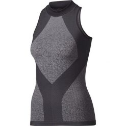 Bluzki damskie: Adidas Koszulka damska Seamless Tank szara r. L (BR5235)
