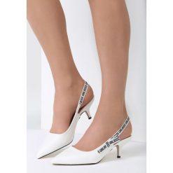 Białe Sandały Electric Feel. Białe sandały damskie marki vices. Za 79,99 zł.