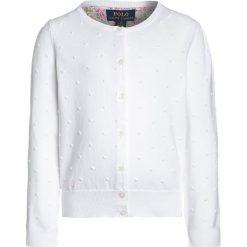 Polo Ralph Lauren FLORAL  Kardigan white. Białe swetry chłopięce Polo Ralph Lauren, z bawełny. Za 359,00 zł.