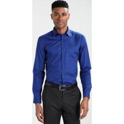 Koszule męskie na spinki: Eterna SUPER SLIM FIT Koszula biznesowa royal