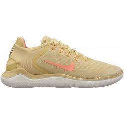 Nike Buty Do Biegania  Damskie Free Rn 2018, Lemon Wash Crimson 39. Czerwone buty do biegania damskie Nike. Za 495,00 zł.