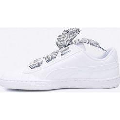 Puma - Buty. Czerwone buty sportowe damskie marki Puma, xl, z materiału. W wyprzedaży za 329,90 zł.