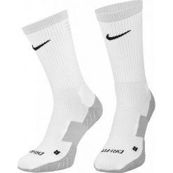 Skarpetogetry piłkarskie: Nike Skarpety Matchfit Cushion Crew białe r. 43-45 (SX5729 100)