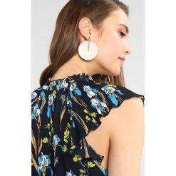 Sukienki hiszpanki: Whistles CELIA PLEATED IRIS PRINT DRESS Sukienka letnia navy
