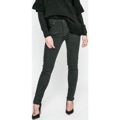 Silvian Heach - Jeansy. Czarne jeansy damskie rurki marki Silvian Heach, z standardowym stanem. W wyprzedaży za 239,90 zł.