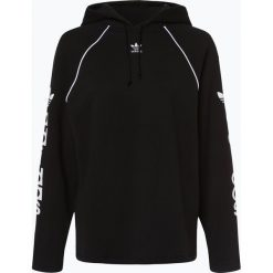 Adidas Originals - Damska bluza nierozpinana, czarny. Czarne bluzy rozpinane damskie adidas Originals, xs, z kapturem. Za 299,95 zł.