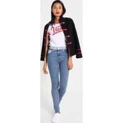 Boyfriendy damskie: Levi's® Line 8 L8 HIGH SKINNY Jeans Skinny Fit indie blue