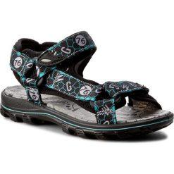 Sandały PRIMIGI - 7660100 S Nero. Czarne sandały męskie skórzane marki Primigi. W wyprzedaży za 159,00 zł.