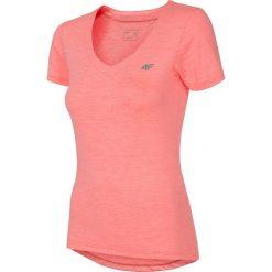 Bluzki damskie: Koszulka treningowa damska TSDF300 - koral melanż