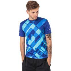 IQ Koszulka Rowerowa męska RAWI CLEMANTIS BLUE/PALACE BLUE r. L. Szare koszulki sportowe męskie marki IQ, l. Za 39,99 zł.