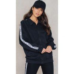 Bluzy rozpinane damskie: CHMPGN Bluza dresowa Cali - Black