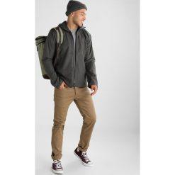 Haglöfs TRAIL JACKET MEN Kurtka Outdoor beluga. Brązowe kurtki trekkingowe męskie marki Haglöfs, m, z bawełny. W wyprzedaży za 671,20 zł.
