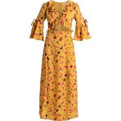 Długie sukienki: Glamorous Długa sukienka yellow
