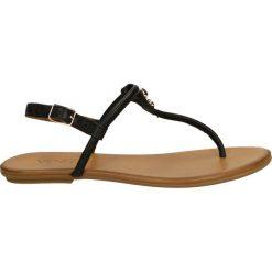 Sandały damskie: Sandały - 7406 BLACK