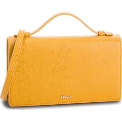 Torebka FURLA - Incanto 978228 E ET24 ARE Ginestra e. Czarne torebki klasyczne damskie marki Furla. W wyprzedaży za 629,00 zł.