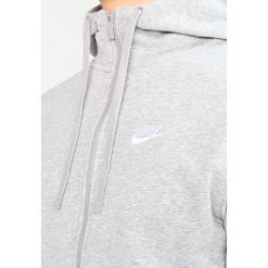 Nike Sportswear Bluza rozpinana dark grey heather/white - 2