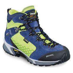Buty trekkingowe damskie: MEINDL Buty damskie Vakuum Lady Dynamix niebiesko-limonkowe r. 39.5 (2912)