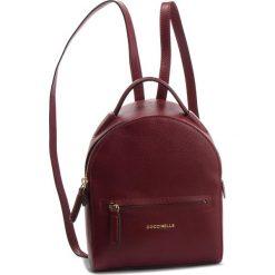 Plecak COCCINELLE - CF8 Clementine Soft E1 CF8 54 01 01 Grape R04. Czerwone plecaki damskie Coccinelle, ze skóry, klasyczne. Za 1149,90 zł.