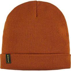 Czapki męskie: Czapka w kolorze pomarańczowym
