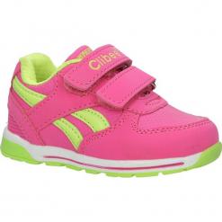 Różowe buty sportowe na rzepy Casu F-682. Czerwone buciki niemowlęce Casu, na rzepy. Za 59,99 zł.