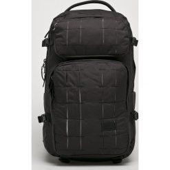 Jack Wolfskin - Plecak. Czarne plecaki męskie marki Jack Wolfskin, w paski, z materiału. W wyprzedaży za 449,90 zł.