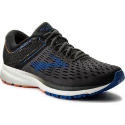 Buty do biegania męskie: Buty BROOKS - Ravenna 9 110280 1D 025 Ebony/Blue/Orange