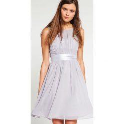 Sukienki hiszpanki: Dorothy Perkins SHOWCASE BETH PROM Sukienka koktajlowa grey
